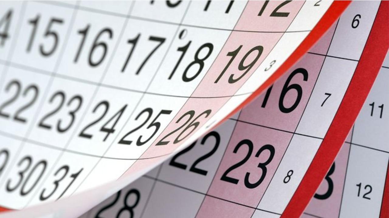 Estos serán los eventos más importantes de 2017