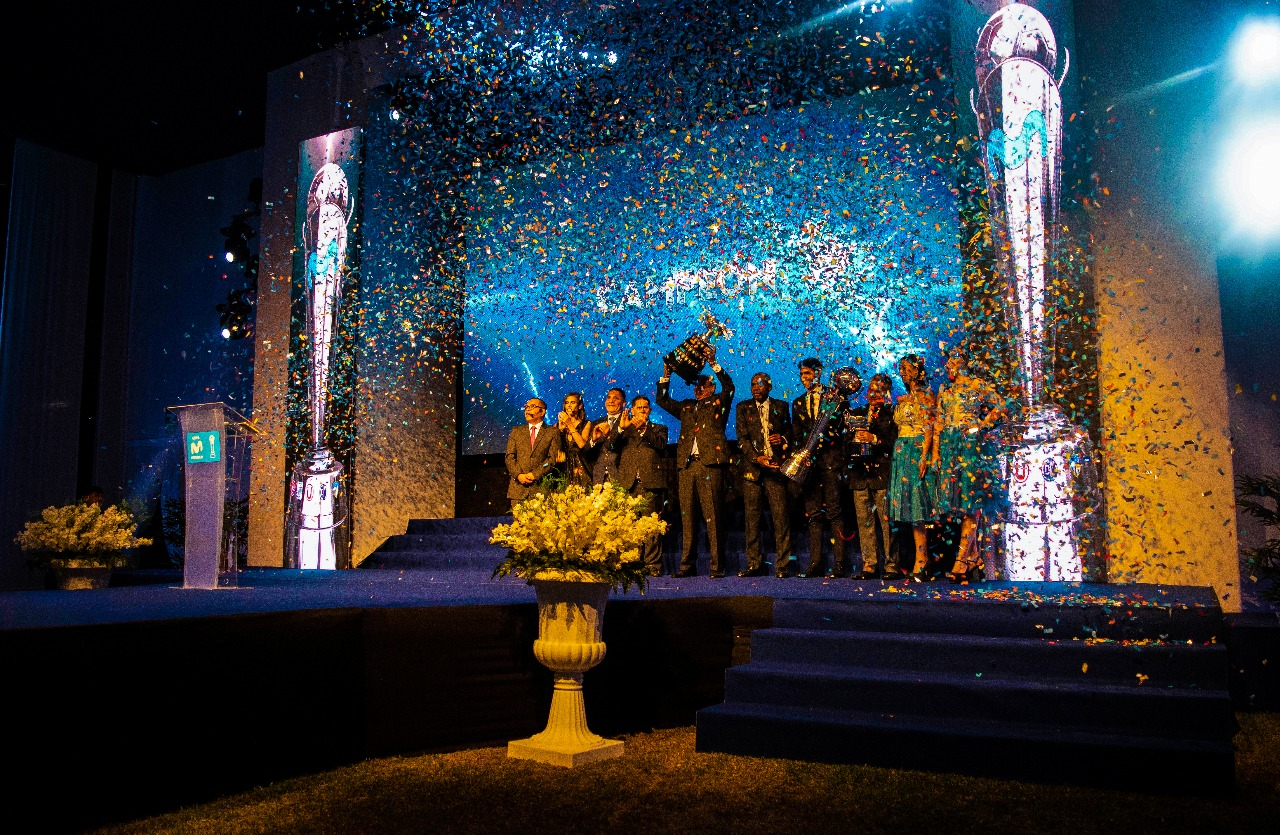 Ceremonia de Premiación Copa Movistar 2018
